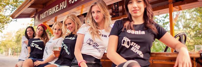 Девушки на бирбайке, Будапешт