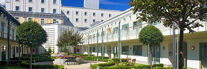 Отель Каринтия, бывший Гранд Роял Будапешт Отель