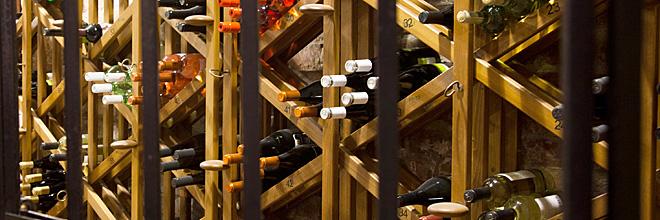 Выбор венгерского вина винного магазина «Винный суд»