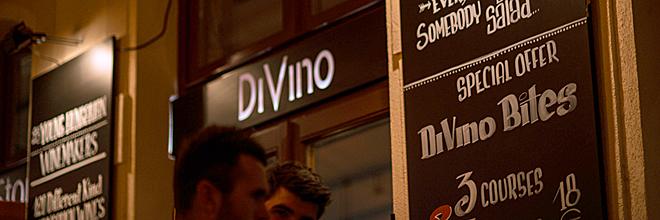 "Винный бар ""Ди Вино"", Будапешт"